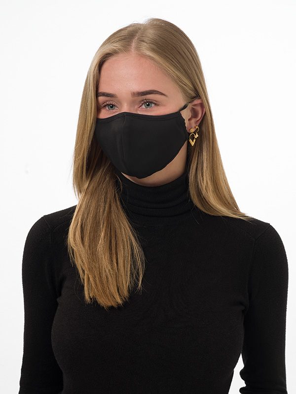 Zijde mondkapje - Maskne
