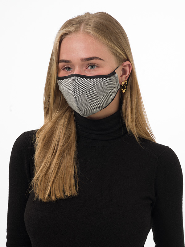 Mondkapje, print, vertelbaar, anti allergeen, neusbeugel, katoen, verstelbaar