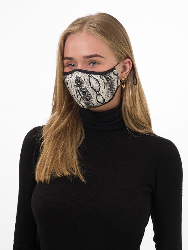 Mask_25 Slangenprint